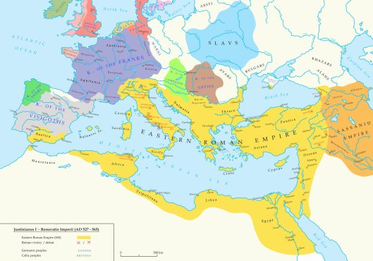 justinianus_i___renovatio_imperii__ad_527___565__by_undevicesimus-d5tengl